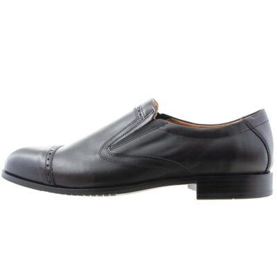 Boxer Ανδρικό αμπιγιέ παπούτσι δερμάτινο Παντοφλέ 41071