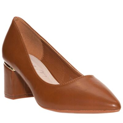 Venini by Envie pumps S31-12127 Camel