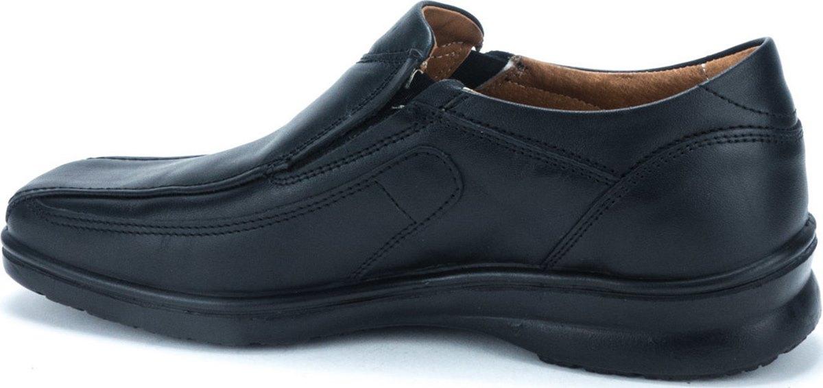 BOXER Shoes 11327-14-111 Μαύρο παντοφλέ