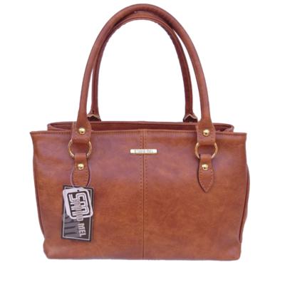 Γυναικεία τσάντα χεριού STUDIO MEL ταμπά 5102