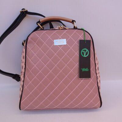 Γυναικείο σακίδιο πλάτης VERDE 16-0005114 PINK
