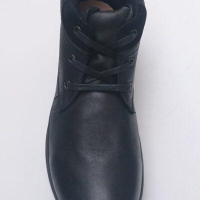 Ανδρικό μποτάκι μαύρο EGO by ENVIE G67-10158