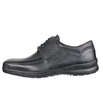 BOXER Shoes 11328-14-111 Μαύρο δετό