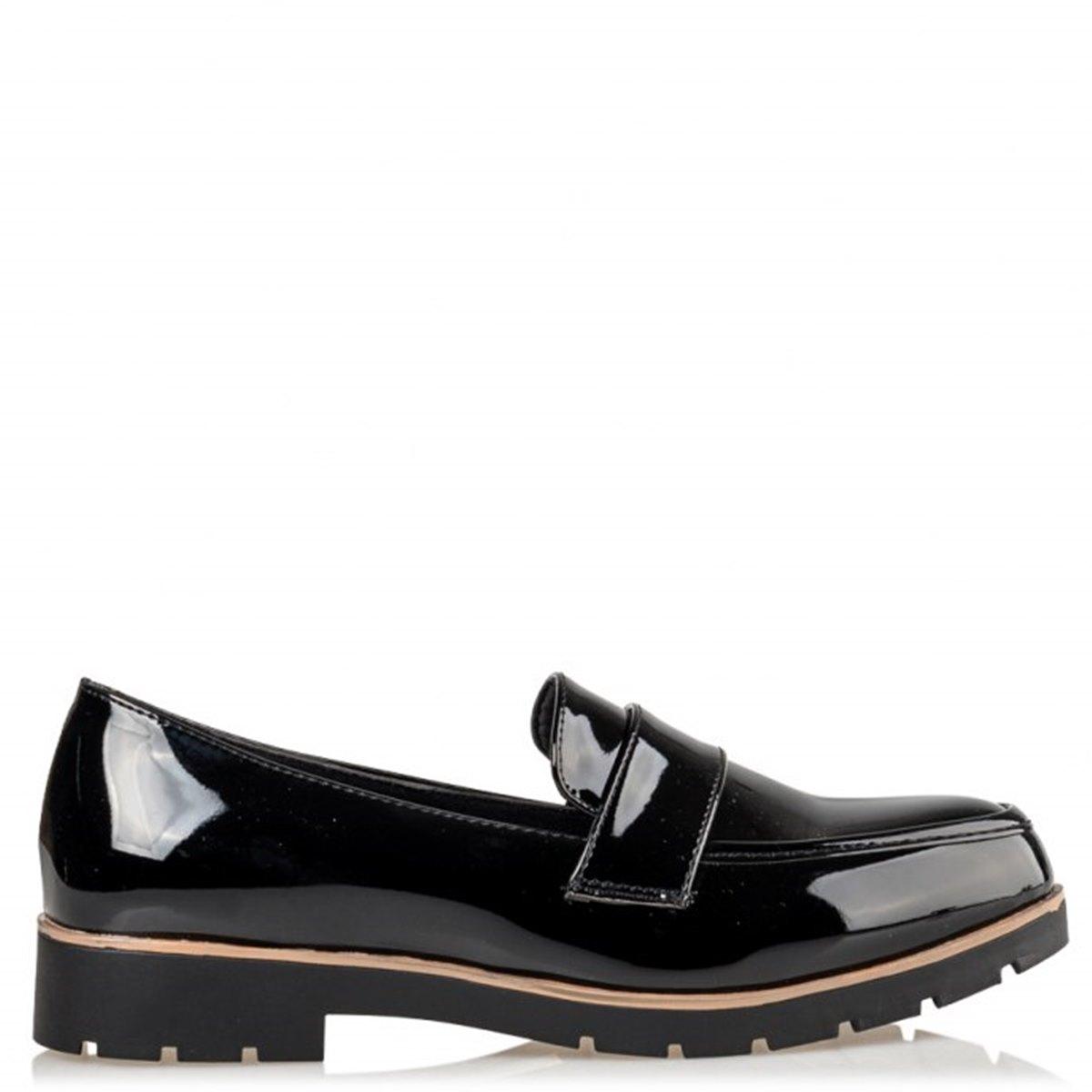 Venini by Envie loafer S15-12963 Black