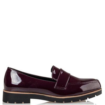 Venini by Envie loafer S15-12963-BO Bordeaux