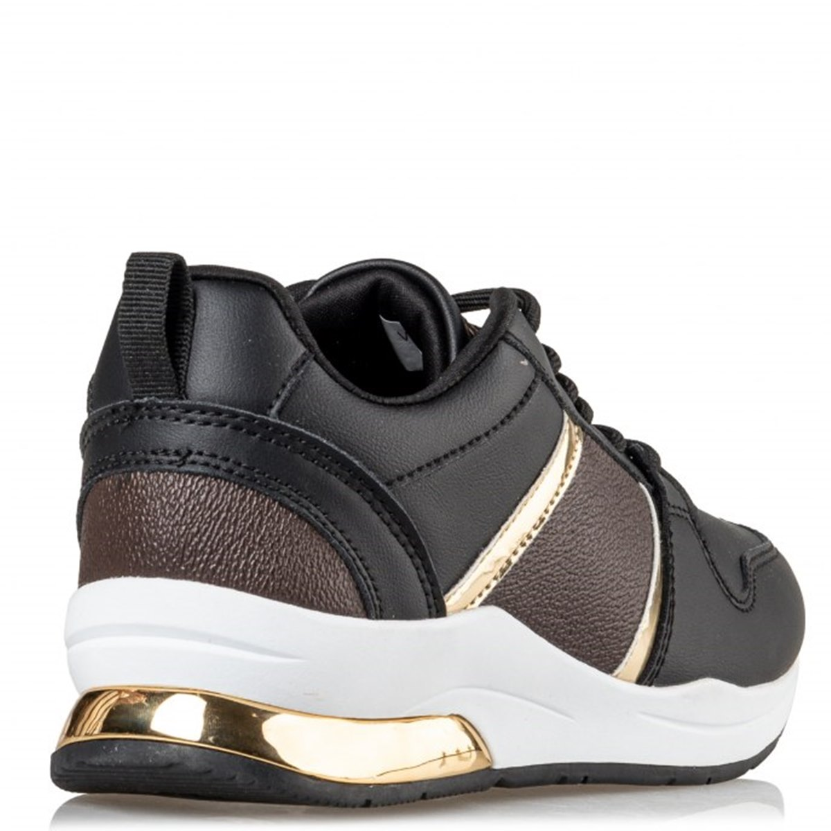 Miss NV Sneakers V21-12080-34 μαύρο