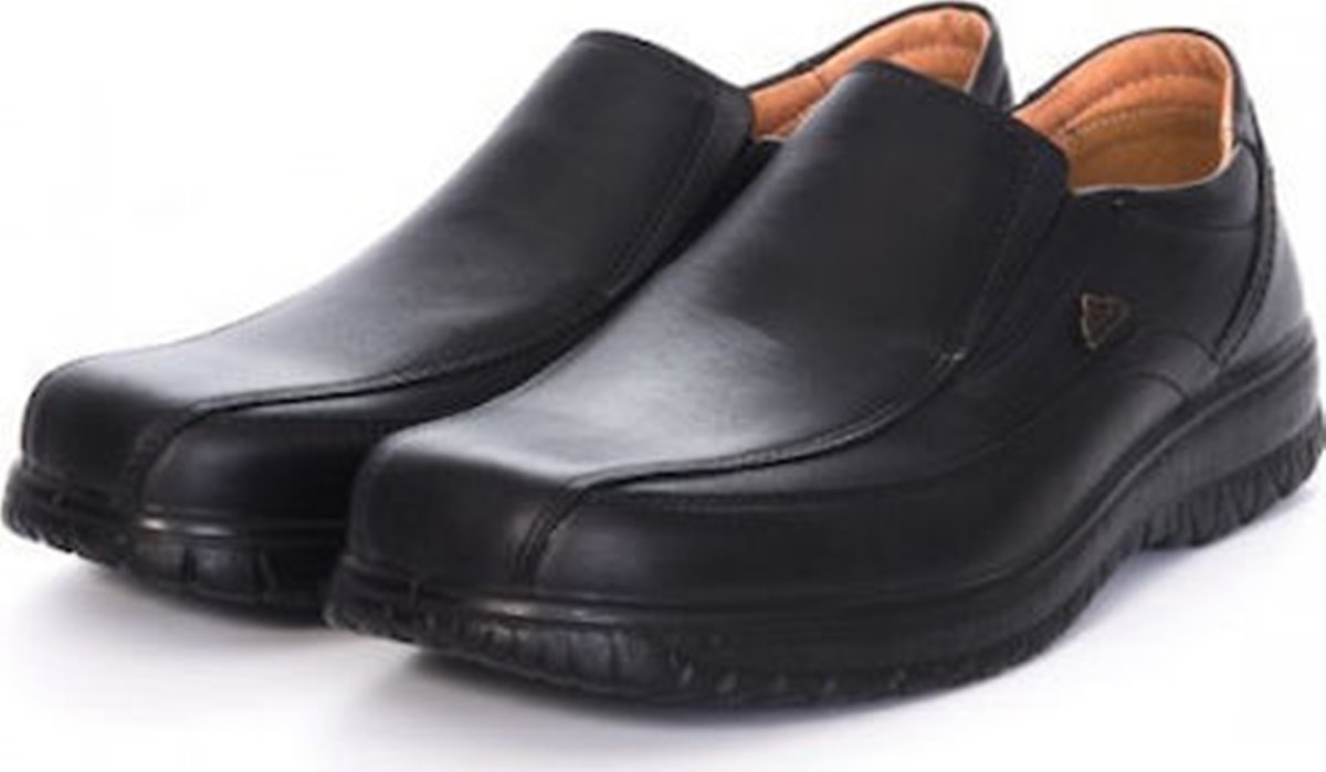 BOXER Shoes 14722-18-111 Μαύρο παντοφλέ