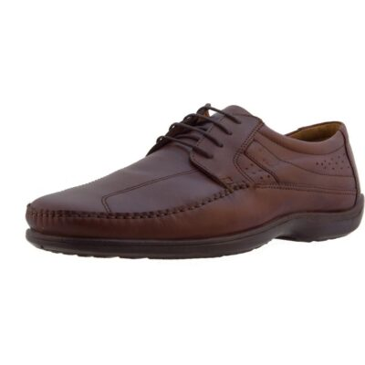 Boxer 15299 Tabac Ανδρικό Casual boat δετό
