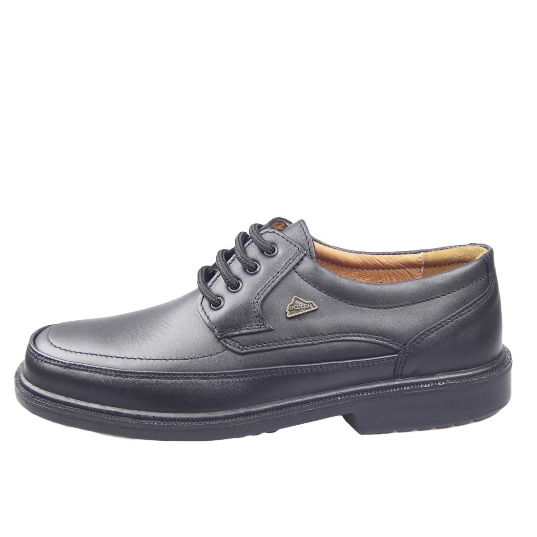 Ανδρικά παπούτσια Casual Boxer 10068 14-111 Black