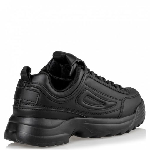 MISS NV Γυναικεία Παπούτσια Sneakers V42-10101-34 Mαύρο