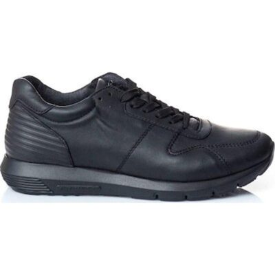 Sneakers BOXER 19004-10-011 Leather Black