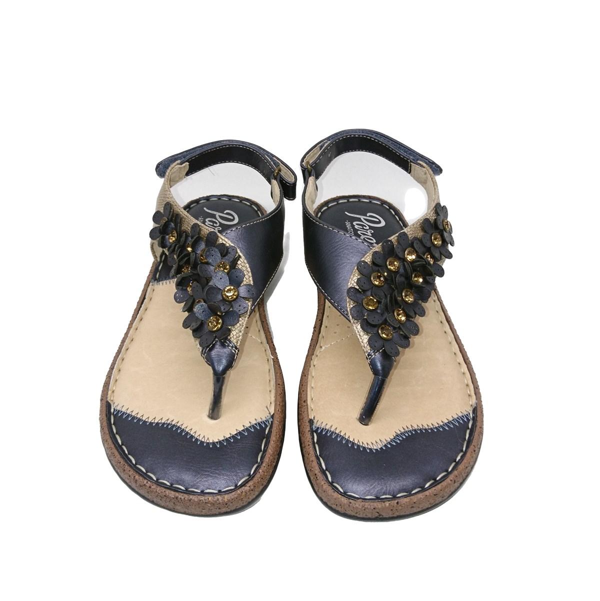 Γυναικείο Comfort Σανδάλι Parex YA17065.N Μπλε