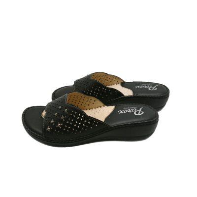 Γυναικείες Παντόφλες Comfort Parex YA 17036.B Μαύρο