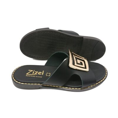 Zizel 880.M Μαύρο Sandals
