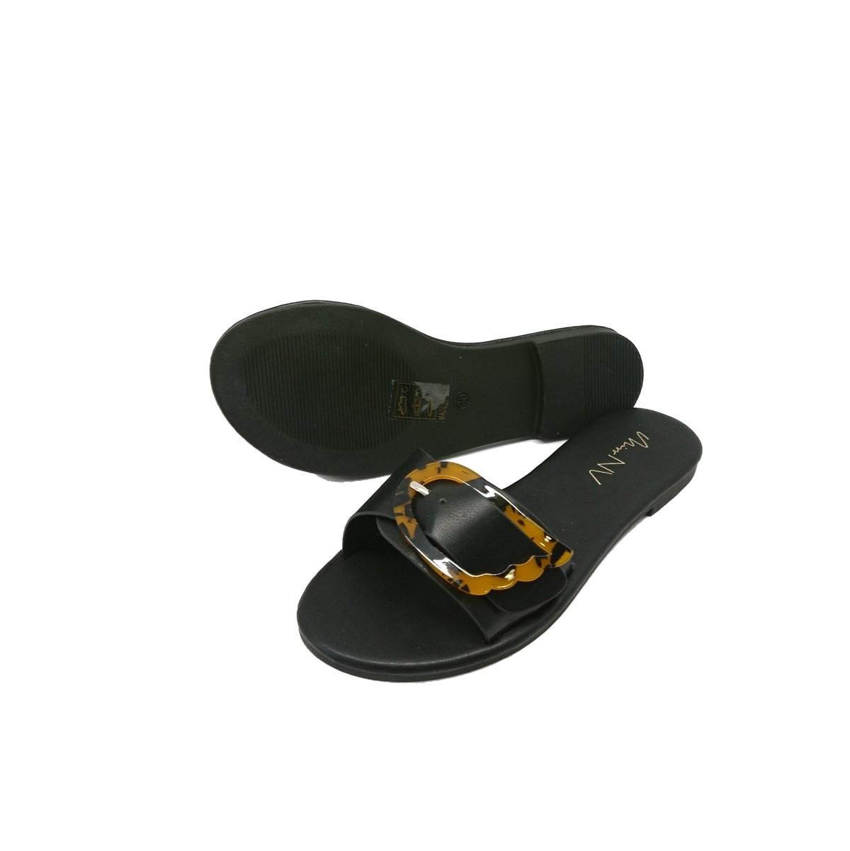 Miss Envie σανδάλια V96-13234.B Μαύρο