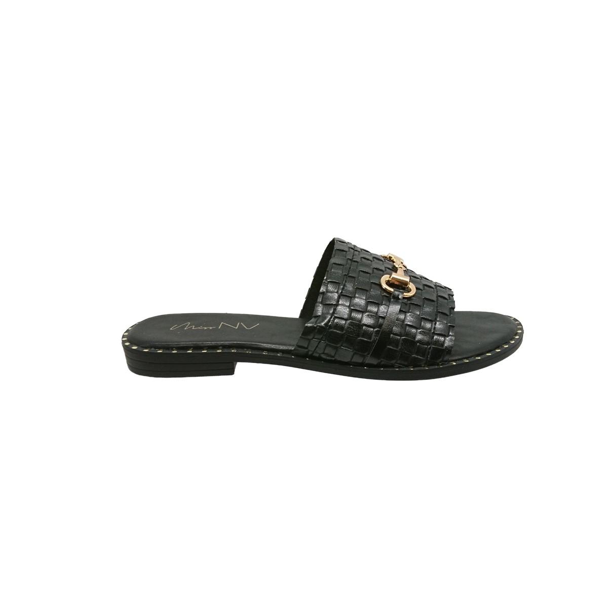 Miss Envie σανδάλια V96-13260.B Μαύρο
