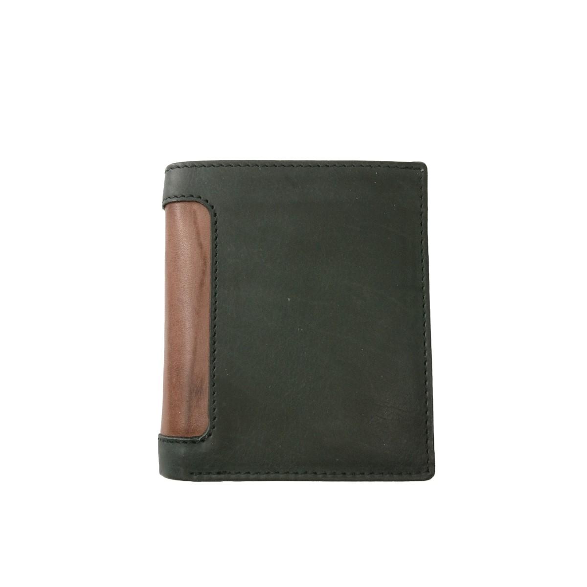 Πορτοφόλι Ανδρικό Μικρό 1801.Β Μαύρο