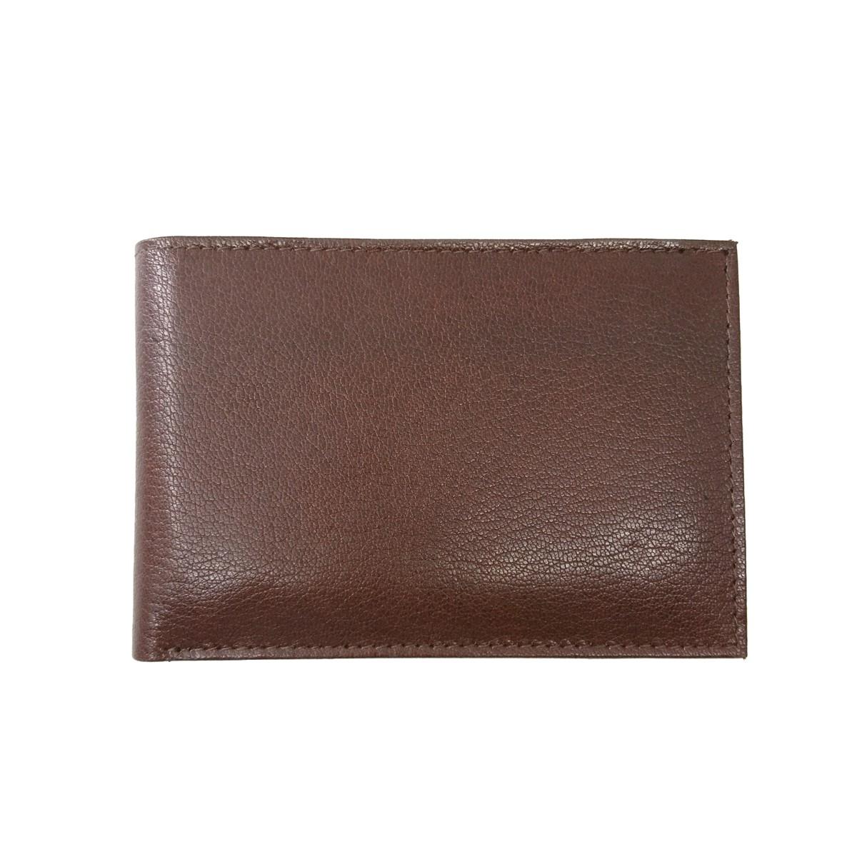 Ανδρικό πορτοφόλι ταυτότητας 959.Κ Καφέ