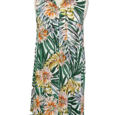 Φόρεμα αμάνικο 11022 PRN