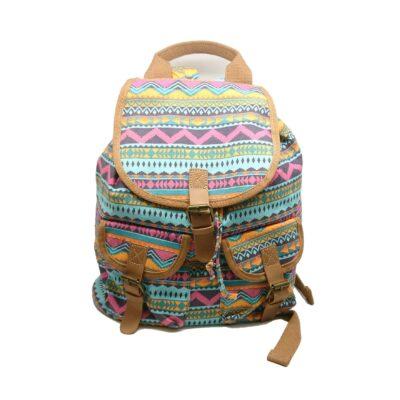 Γυναικείο backpack TS.433 Πολύχρωμο